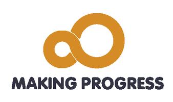 making progress logo